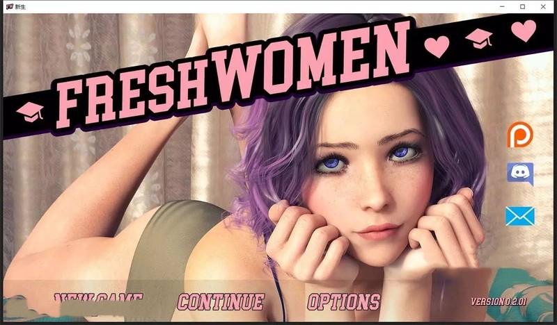 【人妻SLG汉化】新生-交配的大学生活v0.2.01【PC+安卓】FreshWomen【2G】